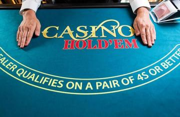 play live casino holdem